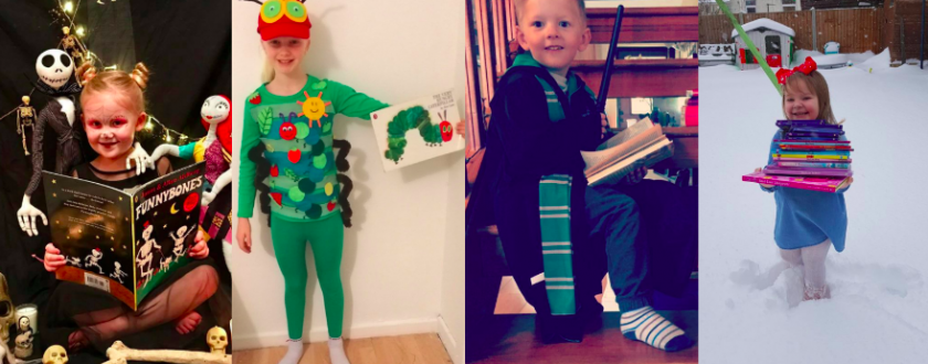 Your Best World Book Day 2018 Costumes!