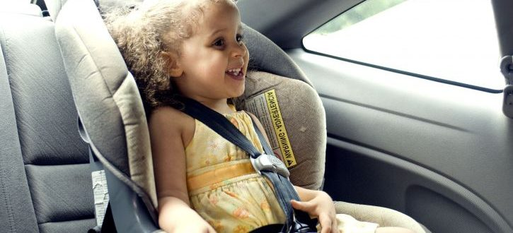 A Fifth Of Parents Don't Use The Correct Car Seat For Their Children
