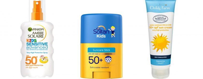 Top Sun Creams To Keep Your Kids Protected This Summer
