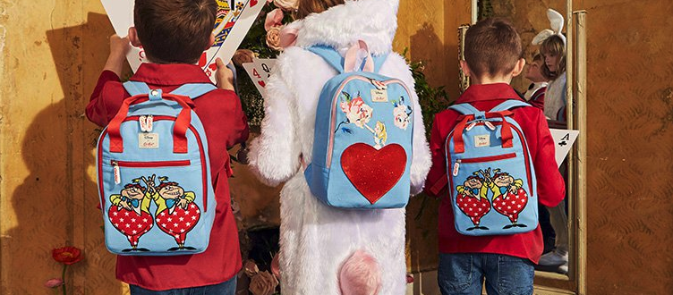 Cath Kidston Launched An Alice In Wonderland Collection & The Kids Products Are Perfect!