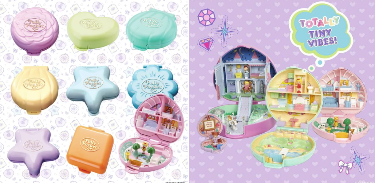 Polly Pocket Is FINALLY Making A Comeback This Summer