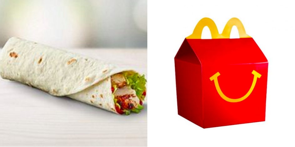 McDonald's Have Added Healthier Options To Happy Meals